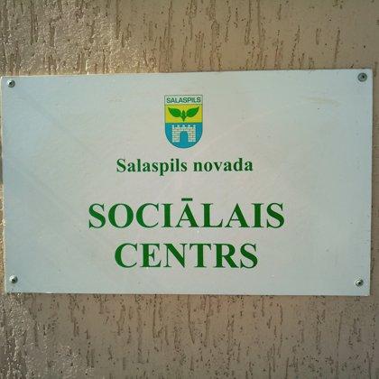 Salaspils novada Sociālā dienesta Sociālāis centrs (Skolas ielā)